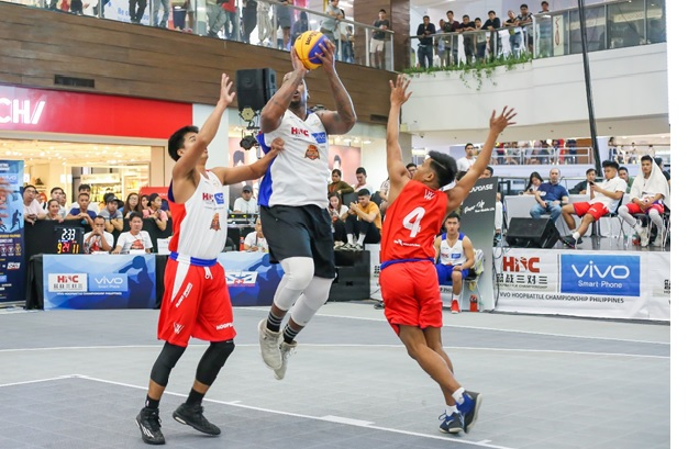 low priced 9e16d 1ddf3 It was an action-packed first round of eliminations of the Vivo Hoop Battle  Championship Philippines.