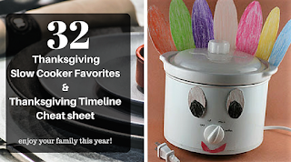 Thanksgiving slow cooker ebook by Stephanie O'Dea
