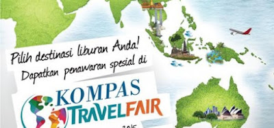 Kompas Travel Fair 2015