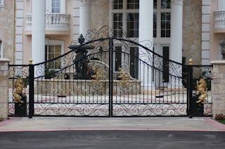 driveway gates los angeles los angeles, ca
