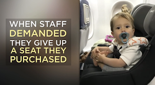 SoCal Family Thrown Off Overbooked Delta Flight Over Child's Seating