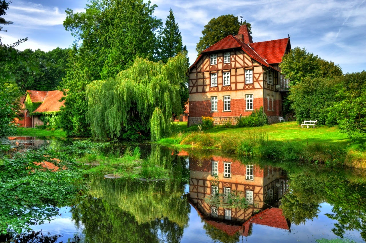 Sweet Homes Wallpapers - Luxury House HD Wallpapers | Soft ...