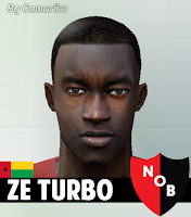 PES 6 Faces Zé Turbo by Camarita
