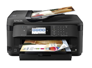 Epson WorkForce WF-7710 Drivers, Review And Price