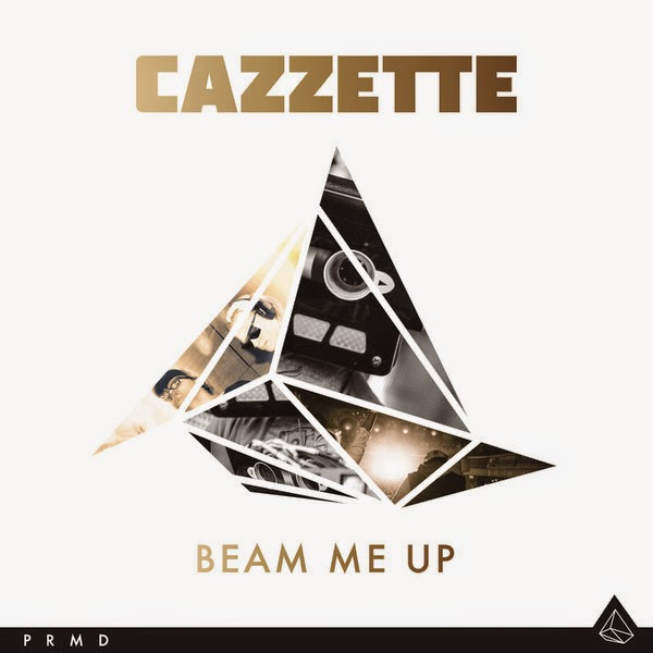 Cazzette - Beam Me Up - Single Cover