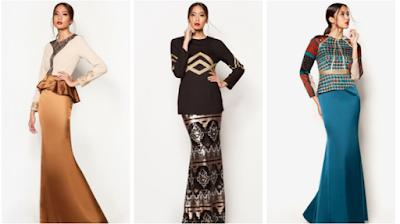 zalora, butik muslimah online, baju raya, baju kurung terkini, raya, bergaya dihari raya, butik online malaysia, muslimah