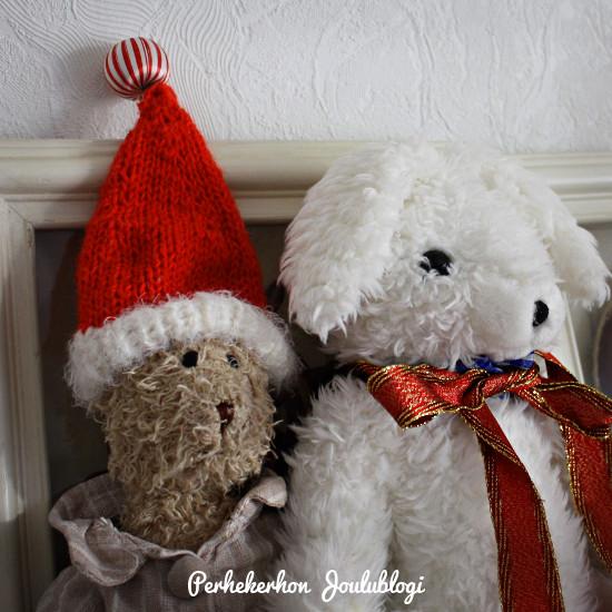 Kuva: lastenhuoneen joulu - askarteluohjeita lapsille