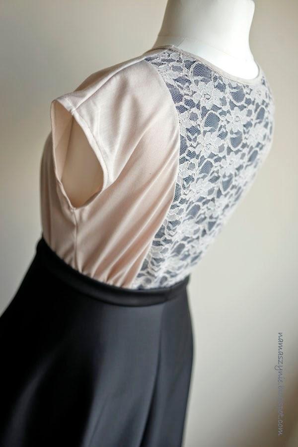 Spódnice, Bluzki, koszulka, dzianina, koronka, podszyta, z koła, półkola, na zamówienie, nurek, sztywna tkanina