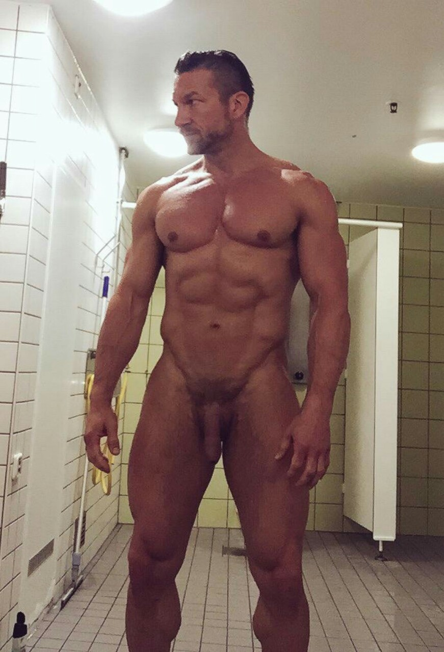 from Gary gay muscle daddy free