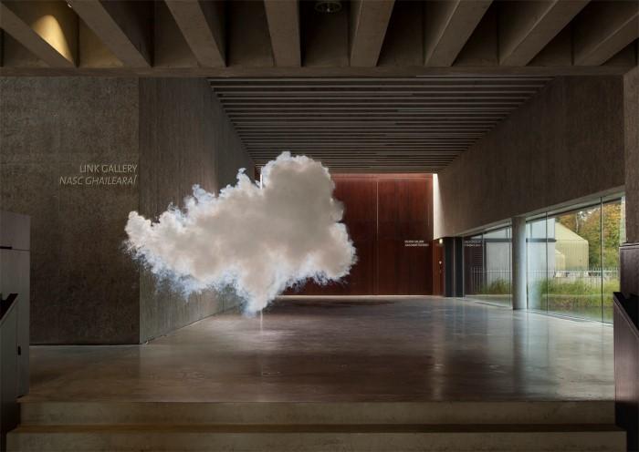 Облака как повод поговорить об искусстве. Berndnaut Smilde (фотограф)