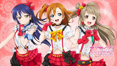 Download Love Live School Idol Project BD Subtitle Indonesia