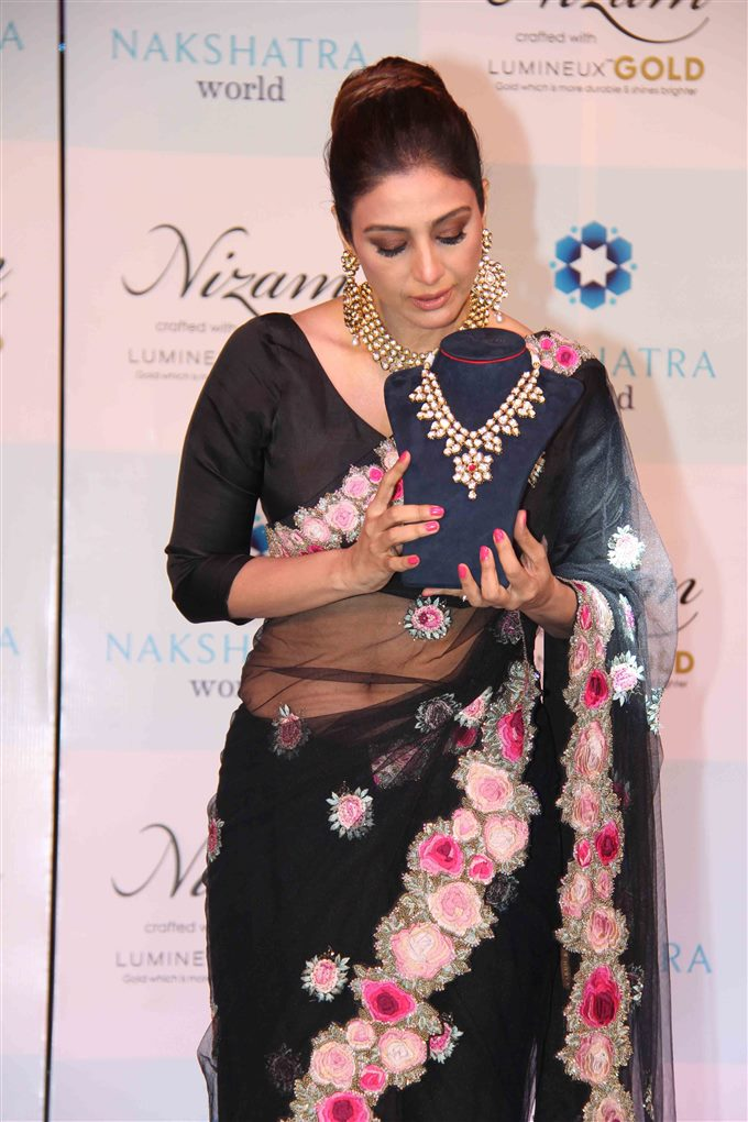 Tabu Launch Nakshatra New Jewelry Collection Stills