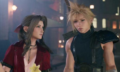Gameplay Trailer Final Fantasy VII Remake