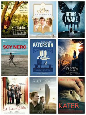 der cineast Filmblog Kinovorschau November 2016