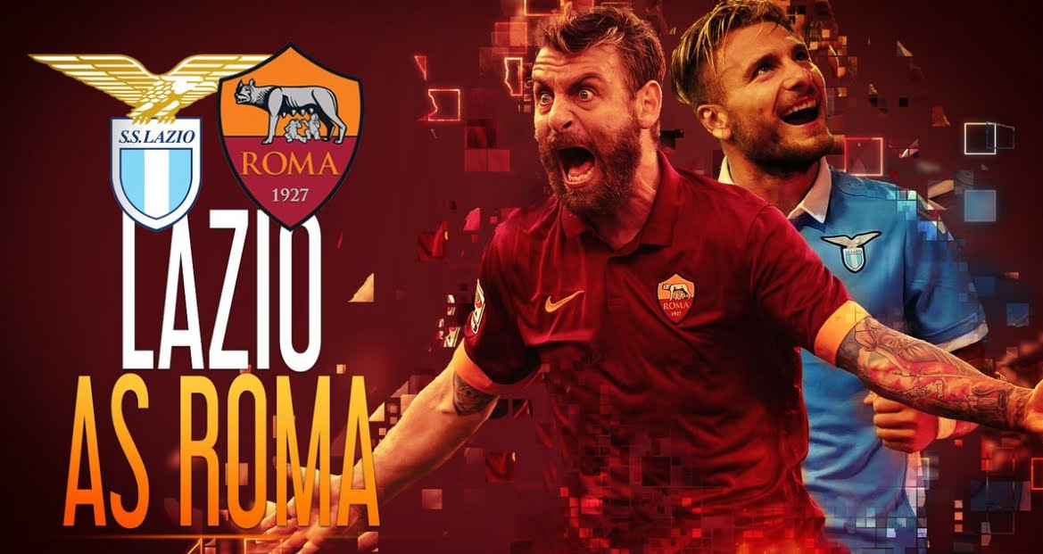 Lazio Roma Streaming Rojadirecta e Diretta TV.