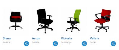Tips Membeli Kursi Kantor Terbaik dan Berkualitas