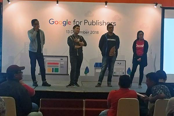 Google For Publisher Indonesia Surabaya