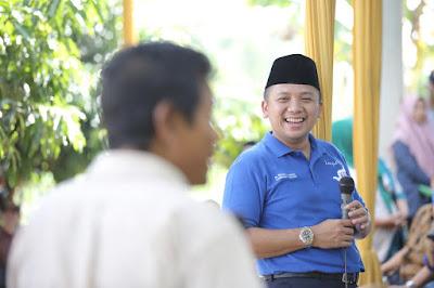 Ridho Ficardo Bangun Perumahan untuk Nelayan Lampung