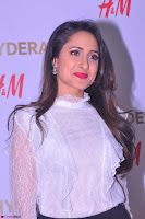 Pragya Jaiswal in lovely Black Mini Skirt and White Transparent Shirt ~  Exclusive 041.JPG