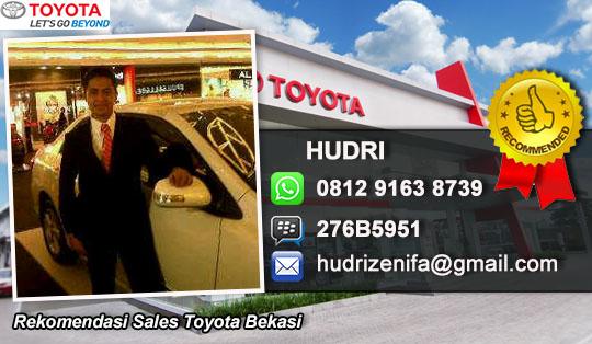 Rekomendasi Sales Toyota Bekasi
