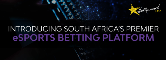 Introducing South Africa's Premier eSports Betting Platform - Hollywoodbets
