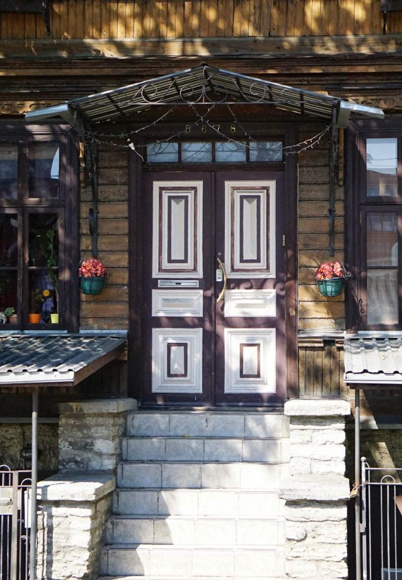 Tallinna, kalamaja, ovi
