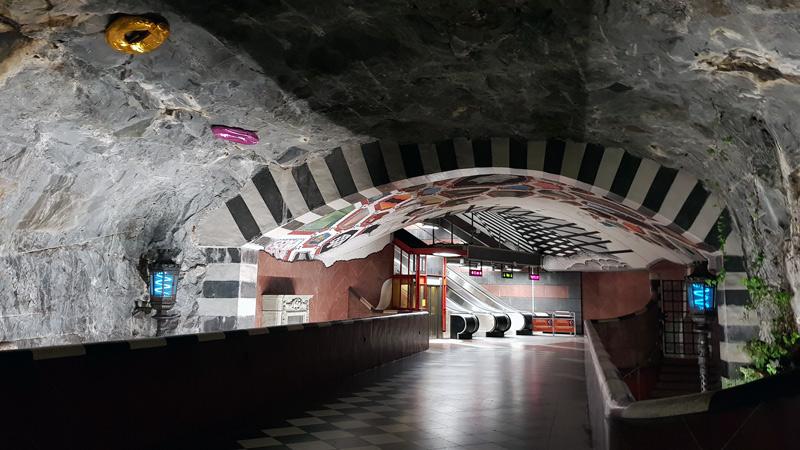 Kungstradgarden Stockholm Station