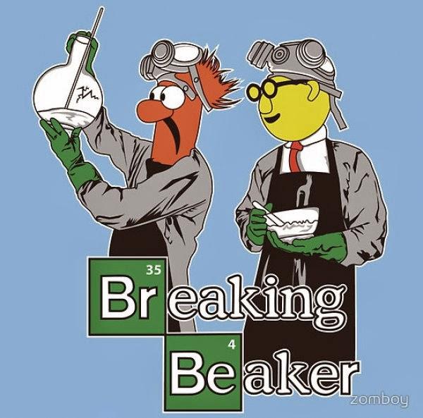 breaking bad muppet - photo #2