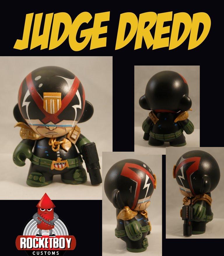 judge dredd 2014