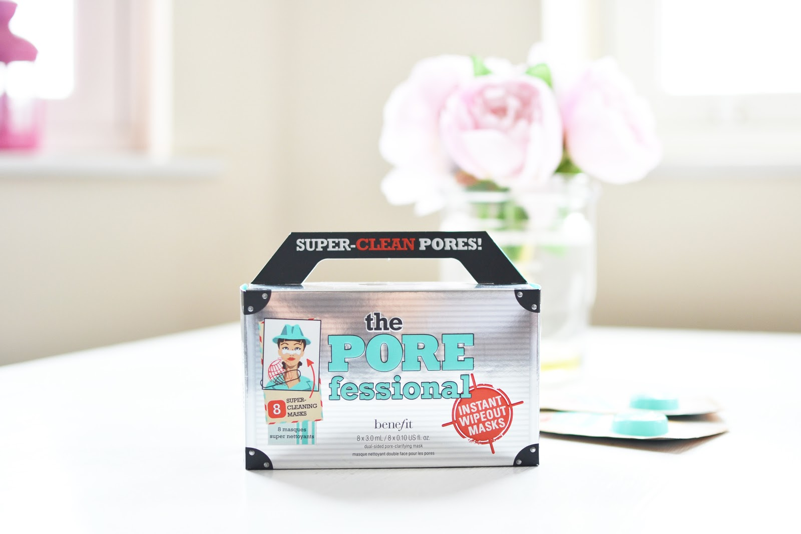 benefit The Porefessional Instant Wipeout Mask