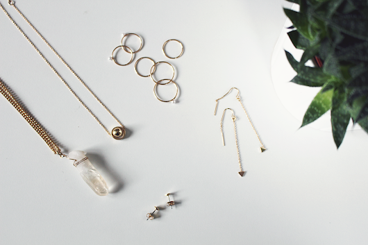 FASHION | H&M Jewellery Haul | Je Suis Cat | A Fashion and Lifestyle Blog