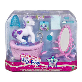 My Little Pony Lovey Dovey Furniture Sets Princess Royal Spa G3 Pony
