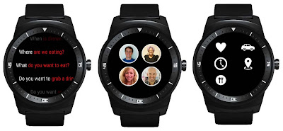 Coffee – SMS on Android Wear