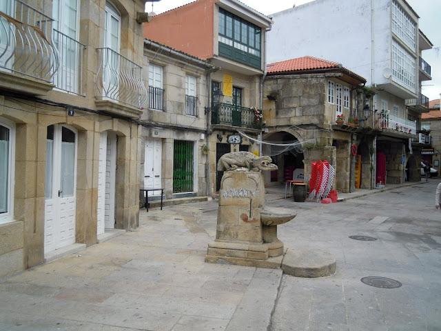 Muros (La Coruña).