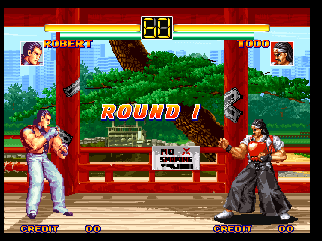 """Free Download Games """" Art of Fighting """" a Neo Geo Game and ..."""