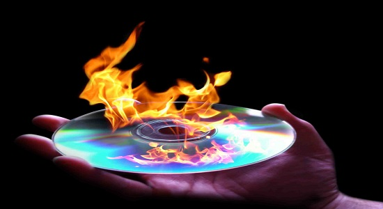 CD Burning Feature