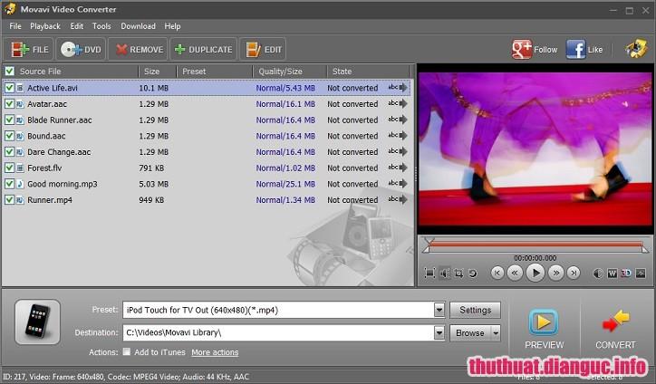 Download Movavi Video Converter 19.1.0 Full Crack, phần mềm chuyển đổi video mạnh mẽ, Movavi Video Converter, Movavi Video Converter free download, Movavi Video Converter full key