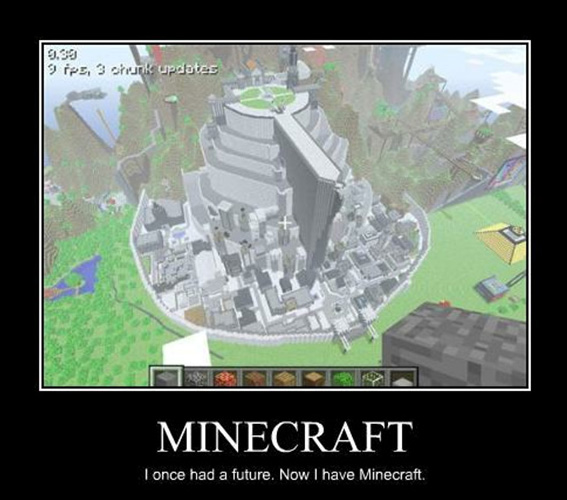 Girl Gamer Vogue: Why Minecraft is the Best and the Worst ...