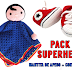 Pack Superhero