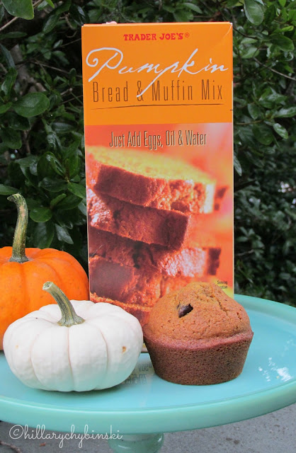 Trader Joe's Pumpkin Bread and Muffin Mix