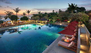 Luxury and Romance Bali Niksoma Boutique Beach Resort