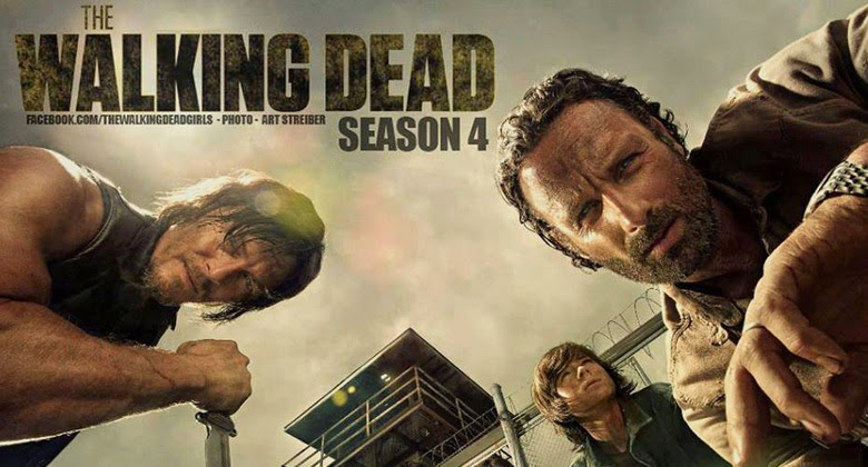 The Walking Dead 4ª Temporada Dublado Legendado - CINE TOP FILMES ONLINE