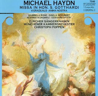 Haydn, M.: Missa Sancti Gotthardi / Alleluia! / Anima Nostra / Effuderunt Sanguinem