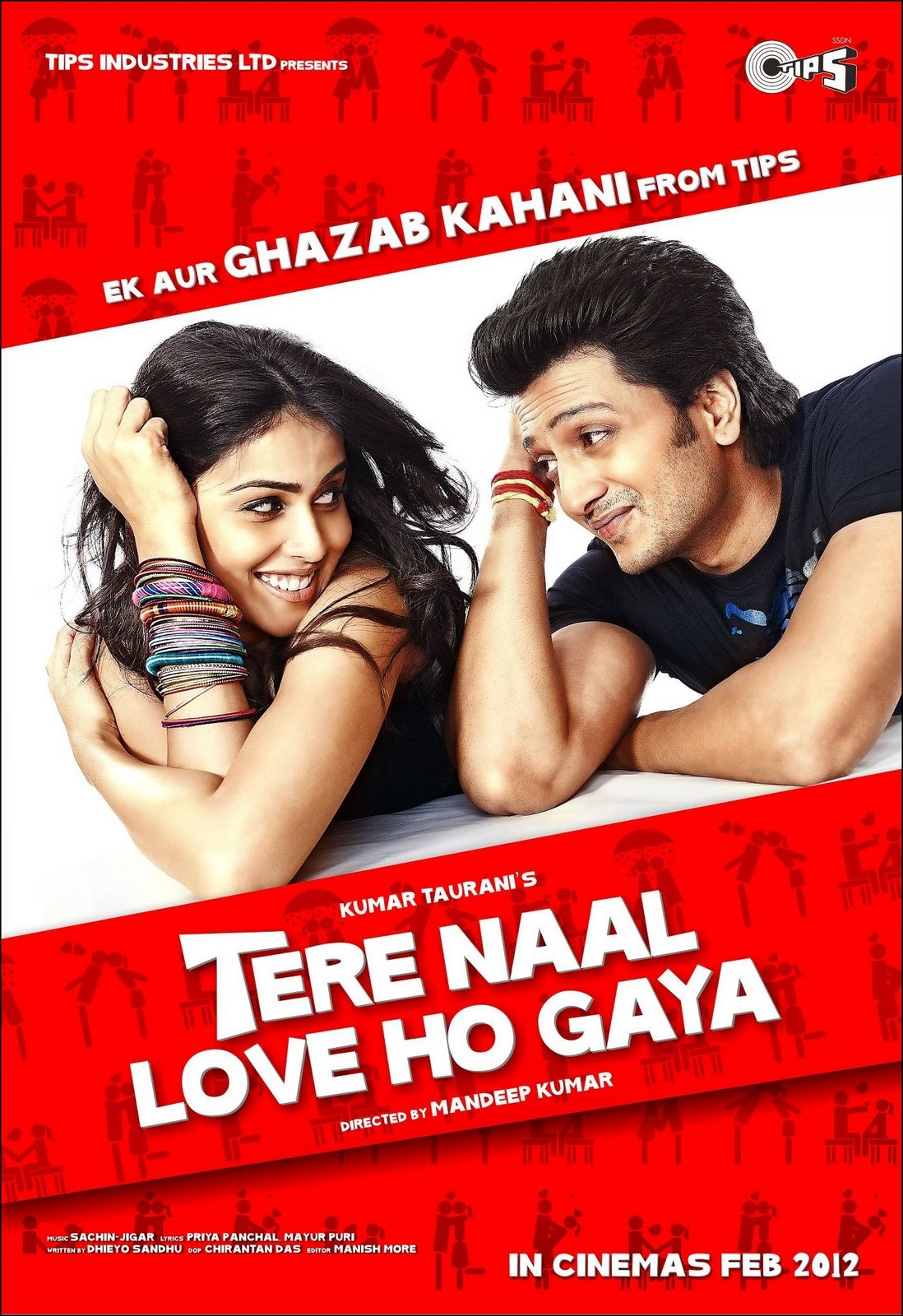 Tere Naal Love Ho Gaya Lyrics, Mp3 & Video Songs Download