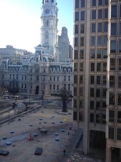 Philadelphia Cty Hall