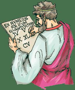 Los número romanos