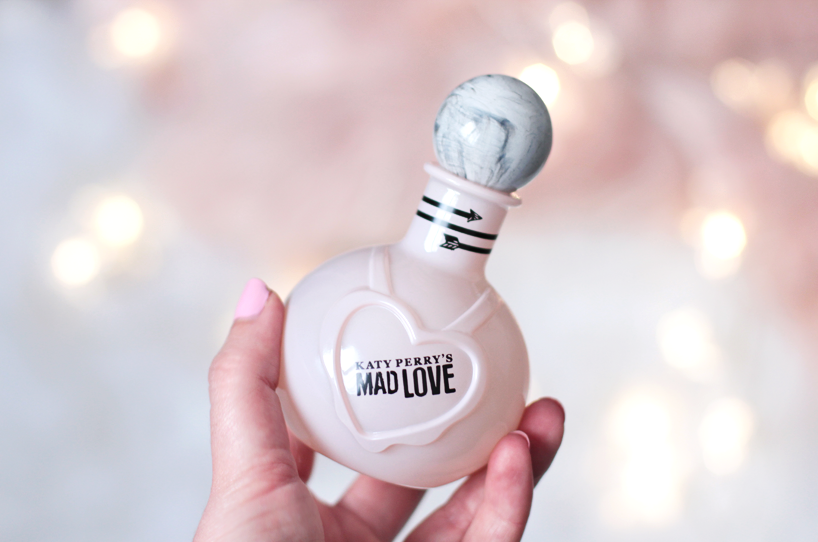 Katy Perry Mad Love perfume fragrance Coty review