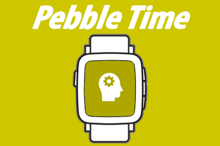 Smartwatch Pebble Time