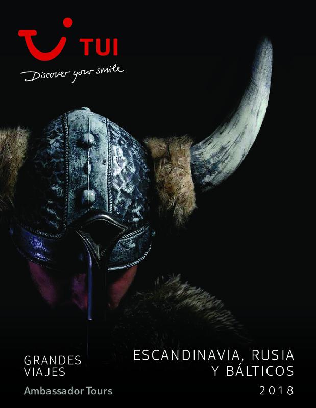 Catálogo TUI Ambassador Circuitos Escandinavia 2018-19