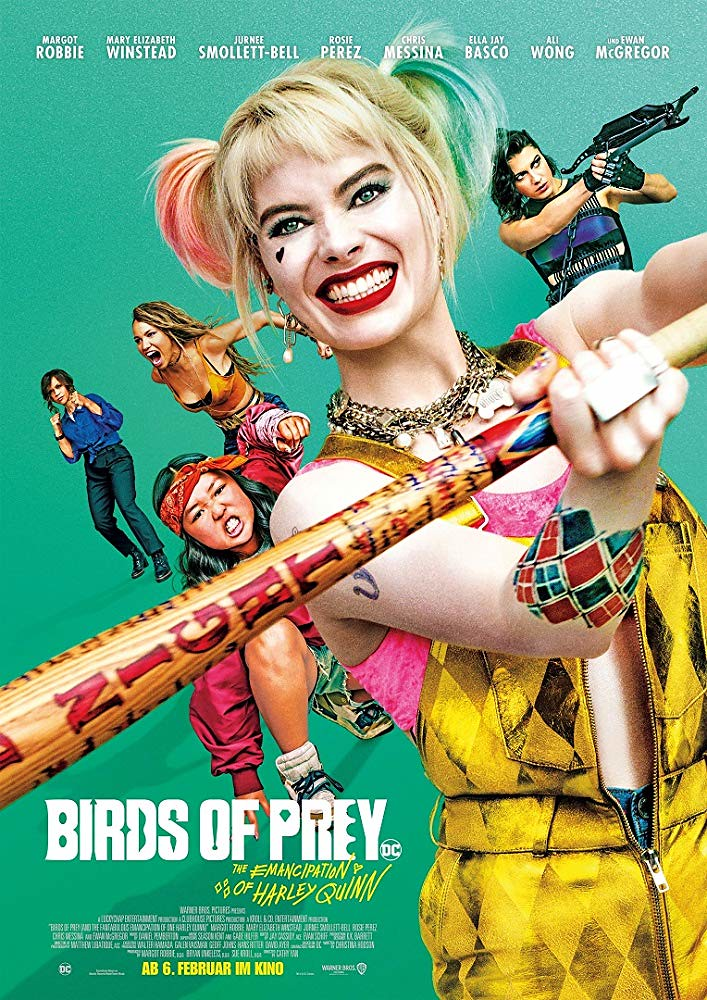 猛禽小隊:小丑女大解放 - Birds of Prey:And the Fantabulous Emancipation of One Harley Quinn (2020)